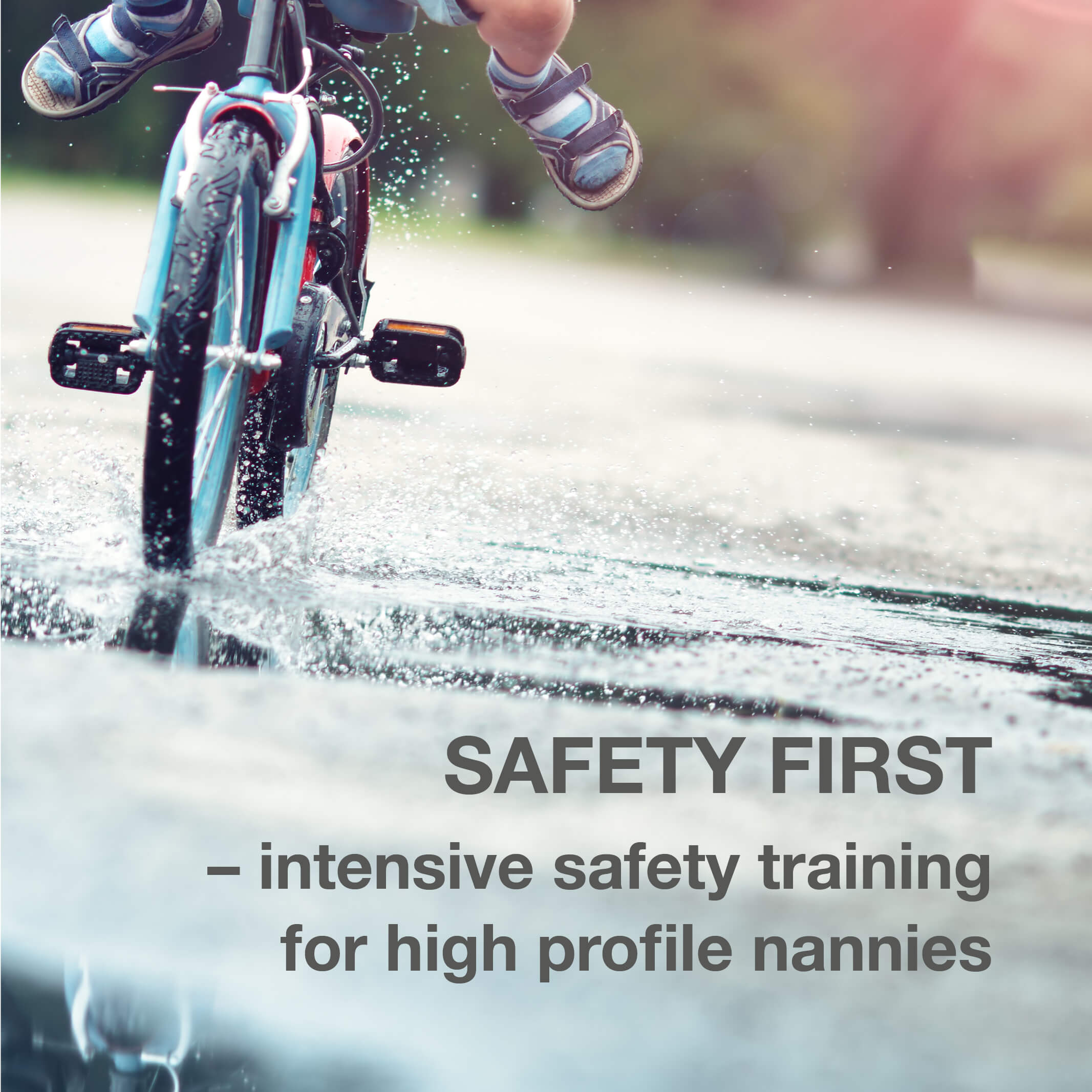Security training for high profile nannies in vip households