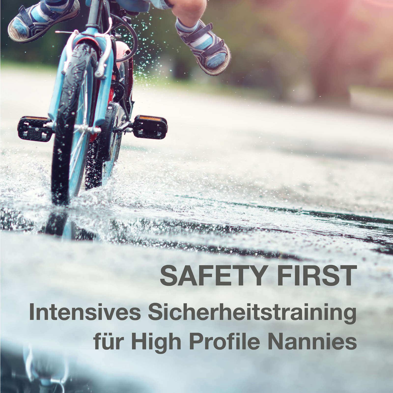 Das Sicherheitsseminar für High Profile Nannies im gehobenen Privathaushalt