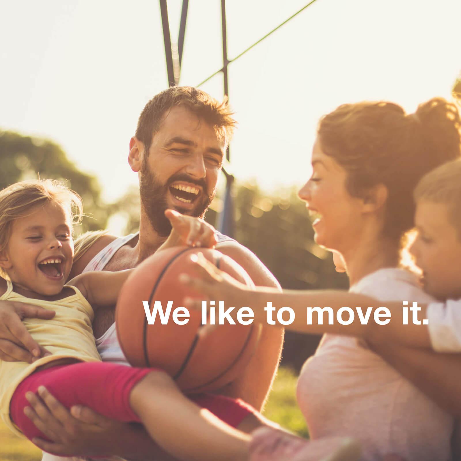 Bewegung für alle und warum sie so wichtig ist.