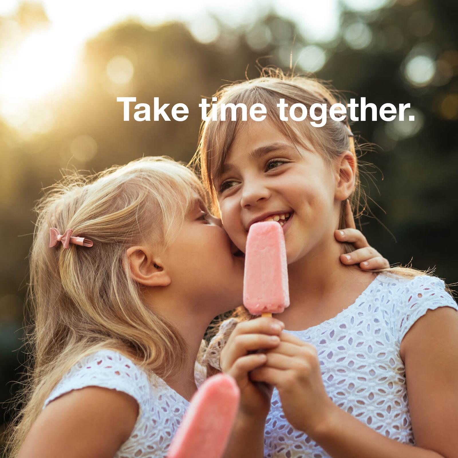 Take time together